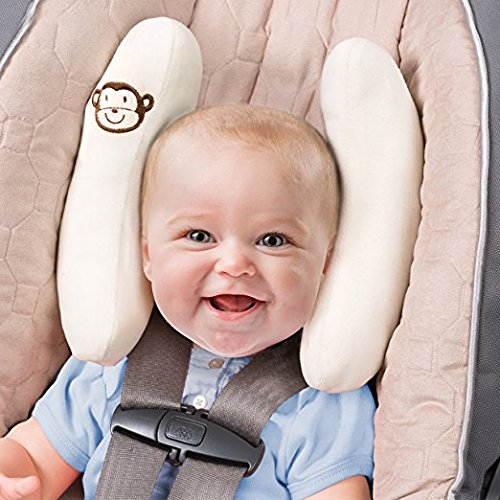 Buy car seat neck pillow baby