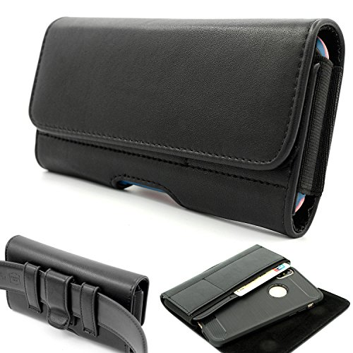 Cheap Holsters & Clips Samsung Galaxy S8 Holster Case, Mopaclle Premium Leather Belt Clip Case Holster..
