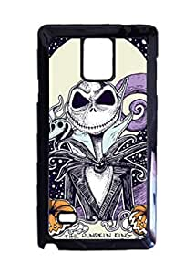 Engood Design The Nightmare Before Christmas The Pumpkin King Case Durable Unique Design Hard Back Case Cover For Samsung Galaxy Note 4 New