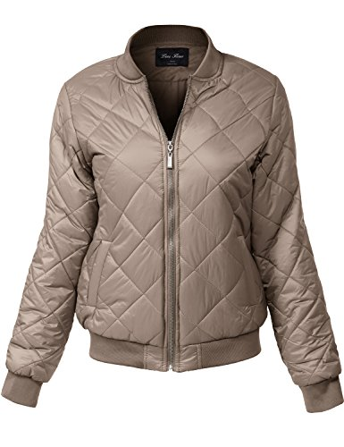 Quilted Fitted Jacket - 4