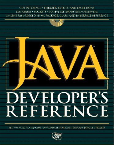 Java Developer's Reference by Brand: Sams Publishing