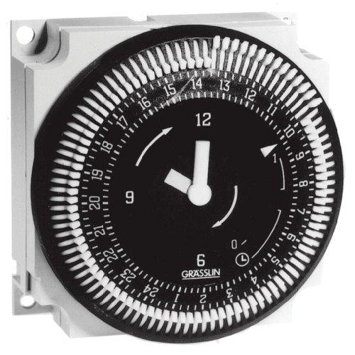 Grasslin Intermatic FM1STUZ 120U 24 Hour Electromechanical