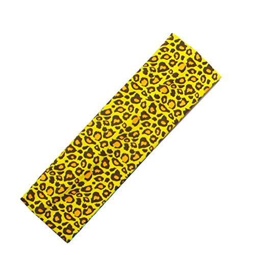 Qualilty Print Quick Fitness Exercise Breathable Sports Yoga Hair Band