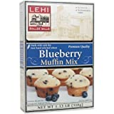 Lehi Roller Mills Blueberry Muffin Mix (Pack of 36)