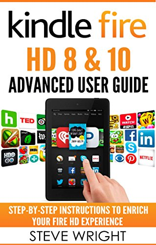 kindle fire hd 8 10 kindle fire hd advanced user guide updated rh amazon com amazon kindle fire hd 6 instructions manual amazon kindle fire hd 10 instruction manual