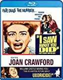 I Saw What You Did [Blu-ray] [Import]
