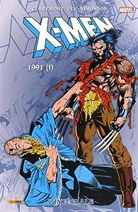 X-MEN INTEGRALE, tome 28 : 1991 1/2 par Louise Simonson