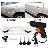 ZCIPT DIY Automobile Auto Car Repair Kit Pops A Dent Ding Removal Tools Vehicle Set Concave Fix-up Puller