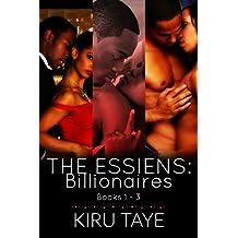 The Essiens: Billionaires: Books 1-3