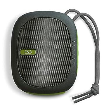 RiverFi Portable Bluetooth Speaker + 2600mAh Battery Bank