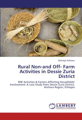 rural non farm activities Both participation in non-farm diversification activities and income  enable poor  households to benefit from the rural non-farm economy such as access to.