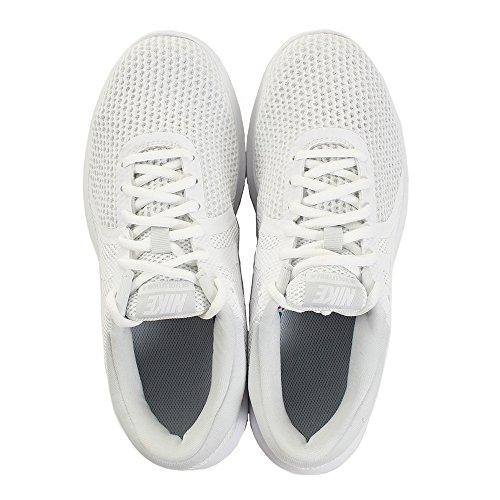 Revolution De white White 4 À Platinum Course Pure Femme Nike Pied Pour nbsp;chaussure EUwnXSq