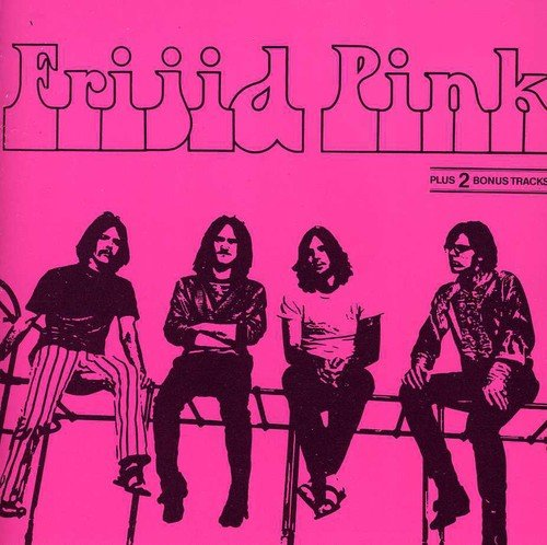 Frijid Pink (Pink Cd Cover)
