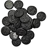 SweetGourmet Gustaf's Premium Salted Licorice Coins (1Lb (453g))