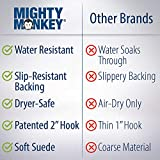 MIGHTY MONKEY Premium Water and Slip Resistant