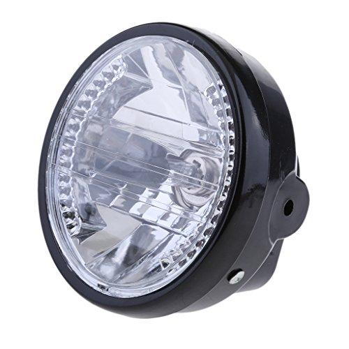 Baoblaze Front Headlight Lamp LED Turn Signal Indicator Light for Honda CG 125: