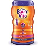 Cadbury Bournvita Chocolate Health Drink, 500 gm Jar