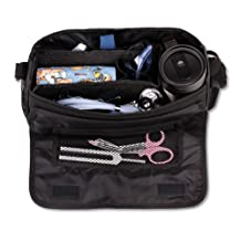 Prestige Medical 771 Nurse's Car-GO Bag, Black