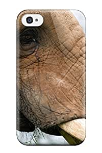 Nick Watson's Shop Lovers Gifts Durable Elephant Back Case/cover For Iphone 4/4s 4257606K50798572