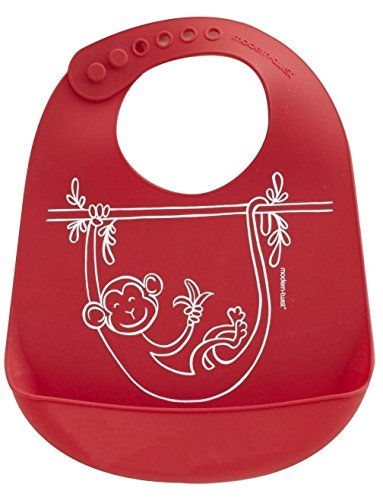 Modern Twist BB11 Bib Crocodile Cuddles Bibs