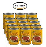 PACK OF 15 Amy's Organic Soups Chunky Tomato Bisque, 14.5 OZ