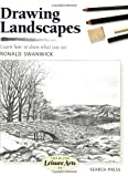 Drawing Landscapes, Search Press Staff and Ronald Swanwick, 0855328460