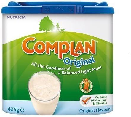 COMPLAN Nutritious Vitamin Rich Drink Original Flavour, 425 g