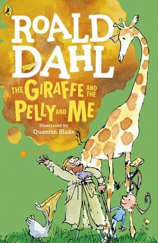 The Giraffe and the Pelly and Me pdf