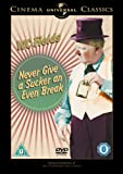 Never Give A Sucker An Even Break [DVD]