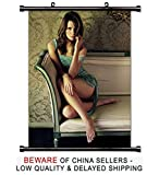 Mischa Barton Actress Wall Scroll Poster (32x41) Inches