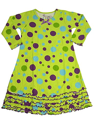 Saras Prints Little Sleeve Nightgown