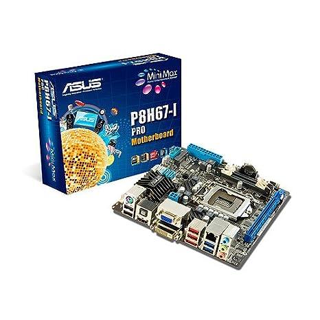 ASUS P8H67-I Pro - Placa Base (DDR3-SDRAM, Dual, 1066, 1333 MHz, Intel, Core i3, Core i5, Core i7, Socket H2 (LGA 1155))