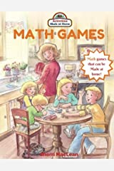 Math Games in a Bag: Made at Home Paperback