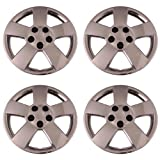 16 chevy chrome rims - Set of 4 Chrome 16 Inch Chevy Cruze & HHR Hubcaps w/ Bolt On Retention System - Aftermarket : IWC459/16C