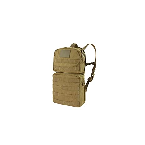 9dfc78b716 Amazon.com : CONDOR Tactical Hydration Carrier 2 (with Bladder) - Brown :  Sports & Outdoors