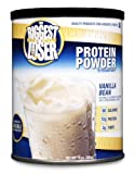 Designer Protein The Biggest Loser Protein Powder Supplement, Vanilla Bean, 10-Ounce Canister