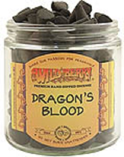 WILDBERRY 50 Incense Cones - Dragon's Blood
