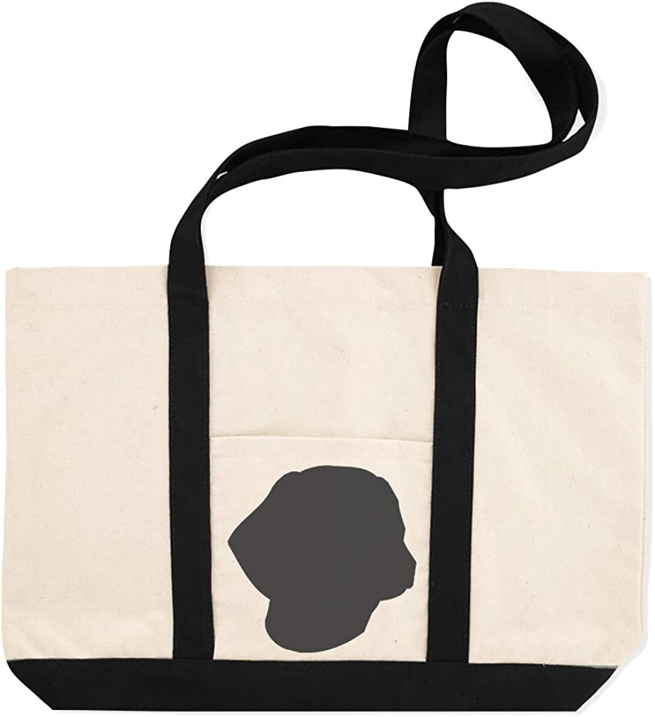 Canvas Shopping Tote Bag Slovensky Kopov Silhouette Slovensky Kopov Silhouette Beach Bags for Women