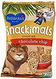 Barbara's Bakery, Snackimals, Chocolate Chip, 2.125 oz