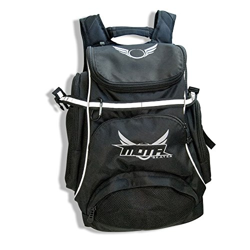 Mota Roller Derby Skate Backpack (Skate Pack)