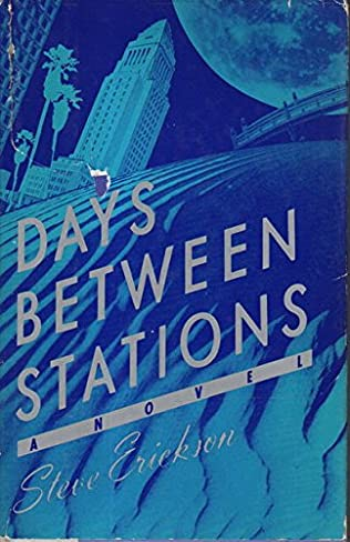 book cover of Days Between Stations