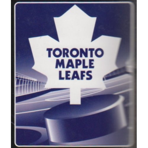 50x60 Micro Raschel Blanket Throw (Toronto Maple Leafs NHL 50x60 Micro Raschel Plush Throw)