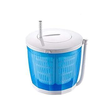 LXDDP Lavadora portátil, Mini Lavadora Spiner Dryer, 2.0Kg ...