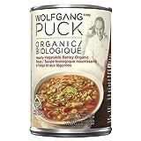 Wolfgang Puck's Organic Vegetable Barley, 398 ml (Pack of 6)