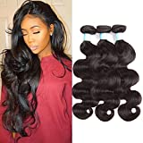 Best Grade Of Human Hair Weaves - BLY Brazilian Virgin Human Hair Body Wave 3 Review