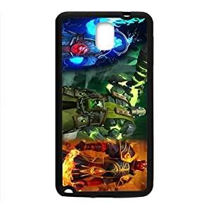 EARTH SPIRIT Fashion Comstom Plastic case cover For Samsung Galaxy Note3
