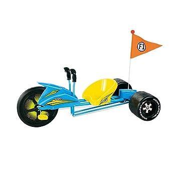 Kids Drift Trike Machine Mini Kart Drifter Pedal de Carreras para ...