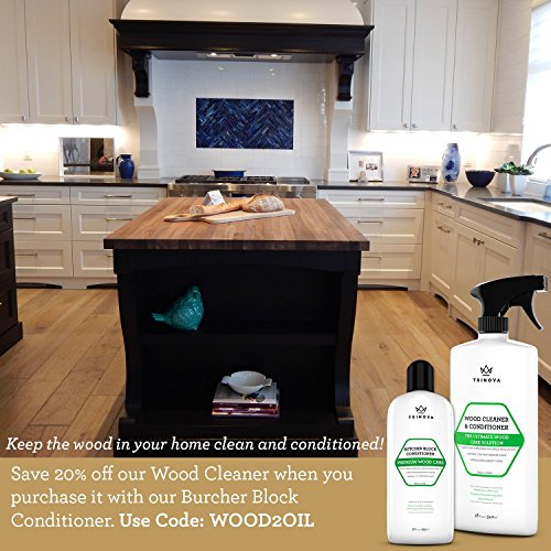 Cleaning Wood Cabinets Kitchen: Wood Cleaner, Conditioner, Wax & Polish