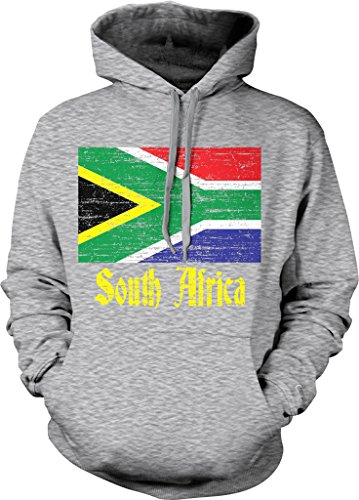 Flag of South Africa, South African Flag Hooded Sweatshirt, NOFO Clothing Co. XL - Just Men Africa For South