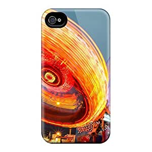 Personality customization Excellent Design Calgary Stampede Case Cover For Iphone 5/5s By LINtt Cases